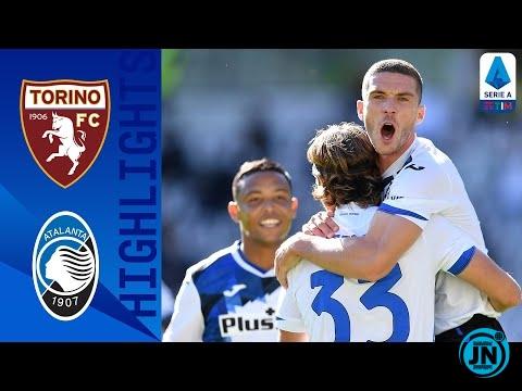Serie A - Torino 2-4 Atalanta